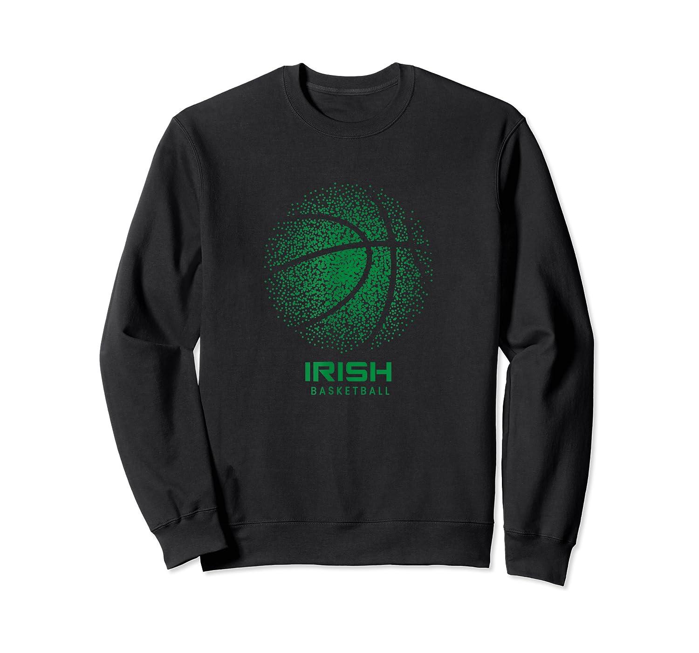Irish Basketball T-shirt Crewneck Sweater