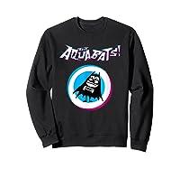 The Aquabats Logo Merchandise Shirts Sweatshirt Black