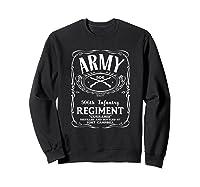 506th Infantry Regi Shirts Sweatshirt Black