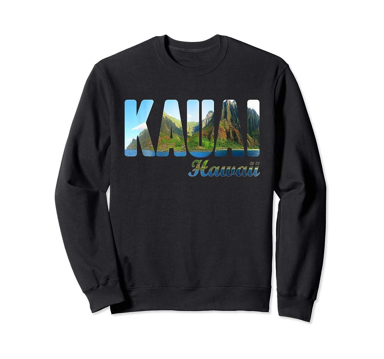 Retro Classic Vintage Summer Kauai Hawaii Shirts Crewneck Sweater