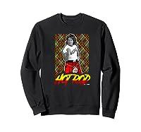 Wwe Nerds - Hot Rod Roddy Piper Neon Series Premium T-shirt Sweatshirt Black