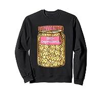 Antidepressant Cat Tshirt Kitty Happy Pills Cute Sweatshirt Black