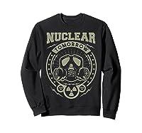 Nuclear Fallout - T-shirt Sweatshirt Black
