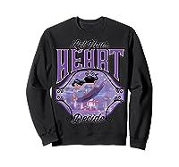 Aladdin Jasmine Let Your Heart Decide Ride Shirts Sweatshirt Black