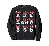 Disney Minnie Rock The Dots Oh My Minnie T-shirt Sweatshirt Black