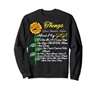 5 Things You Should Know About My Gigi Mother's Day Gift Shirts Sweatshirt Black