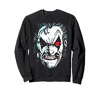 Lobo In Lo Face T-shirt Sweatshirt Black