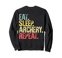 Eat Sleep Repeat Gift Shirt Eat Sleep Ary Repeat T-shirt Sweatshirt Black