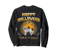 Cockapoo Dog Happy Halloween Shirts Sweatshirt Black