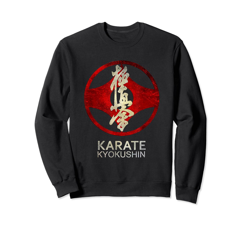 Karate Kyokushin T-shirt Crewneck Sweater
