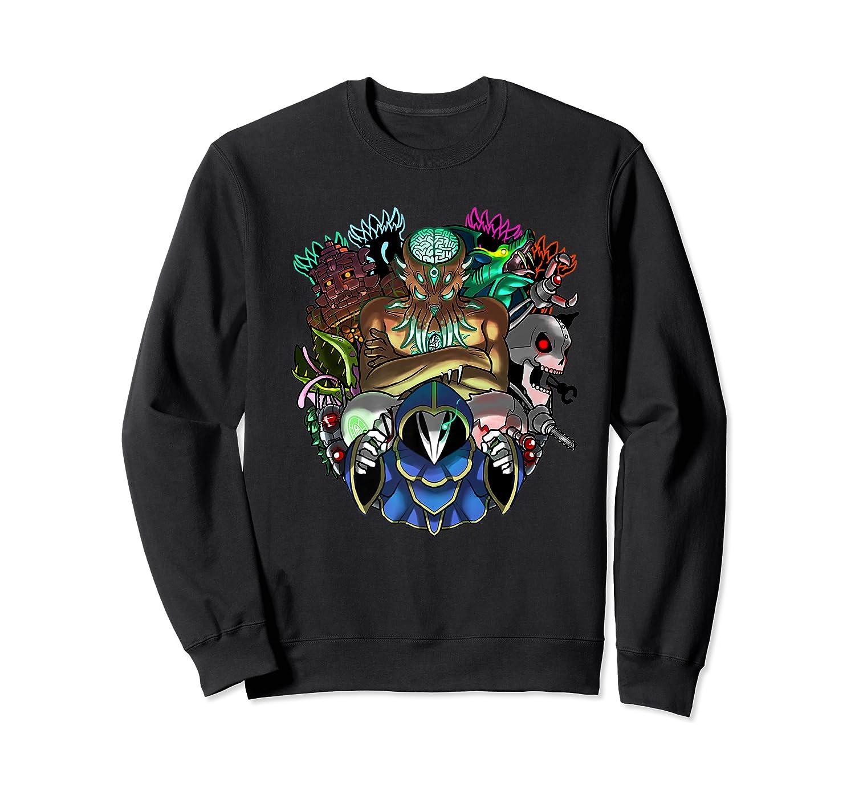 Terraria Boss Rush Hardmode Edition Shirts Crewneck Sweater