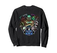 Terraria Boss Rush Hardmode Edition Shirts Sweatshirt Black