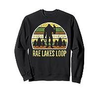 Rae Lakes Loop Shirt, Rae Lakes Loop T-shirt Sweatshirt Black