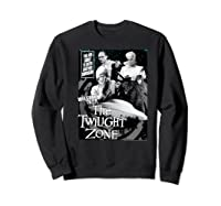 Twilight Zone About To Enter Another Dision Shirts Sweatshirt Black