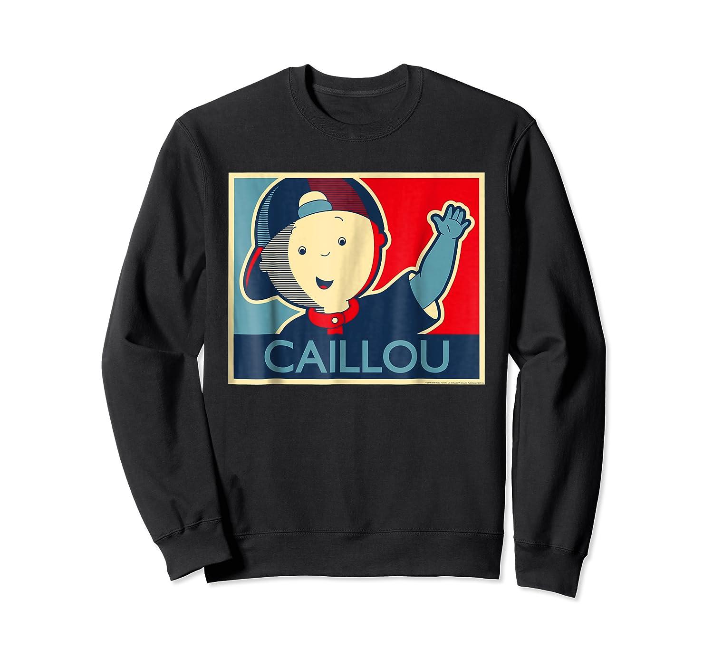 Caillou T Shirt Crewneck Sweater