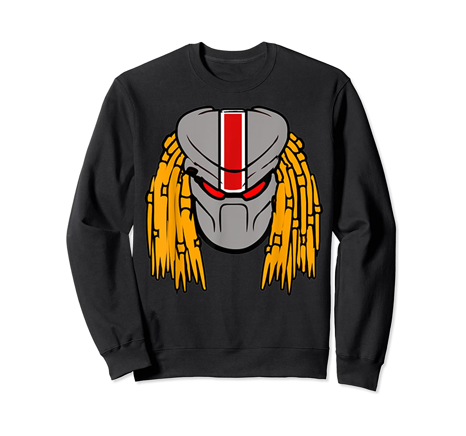 The State Of Ohio Loves The Predator Shirts Crewneck Sweater