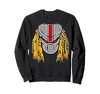 The State Of Ohio Loves The Predator Shirts Sweatshirt Black