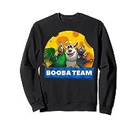 Booba Team Friendship Cheese For Girls Birthday Gift Shirts Sweatshirt Black