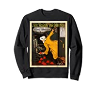 La Victoria Arduino Caffe Cafe Espresso Poster Shirts Sweatshirt Black