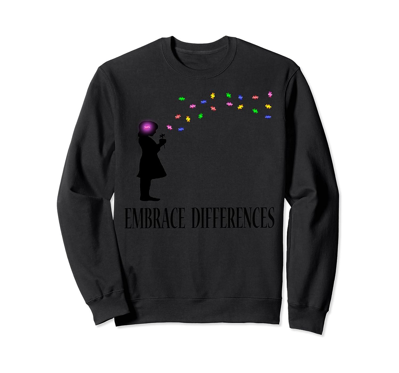 Embrace Differences Sweatshirt