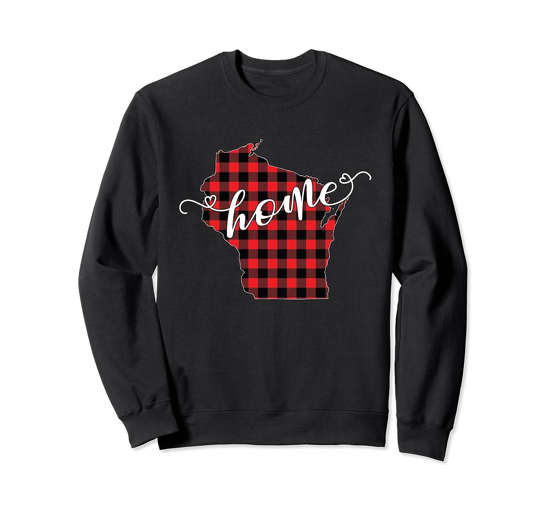 Top 9 Wisconsin Home Sweatshirt