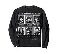 Breakfast Club Year Book Club Photos Graphic Shirts Sweatshirt Black