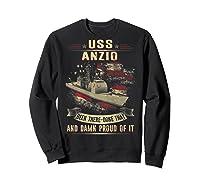 Anzio Cg 68 Shirts Sweatshirt Black