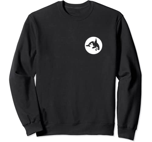 Save The Ocean Orca Whale, There Is No Planet B  Sweatshirt