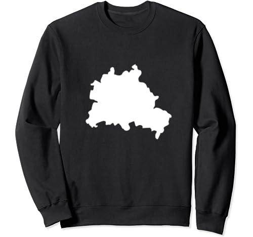 Berlin   German Capital Germany Deutschland Europe European Sweatshirt