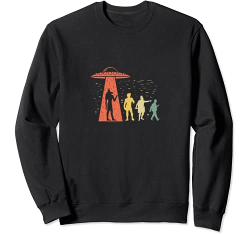Ancient Astronaut Theorists Say Yes Gift For Astronauts Sweatshirt