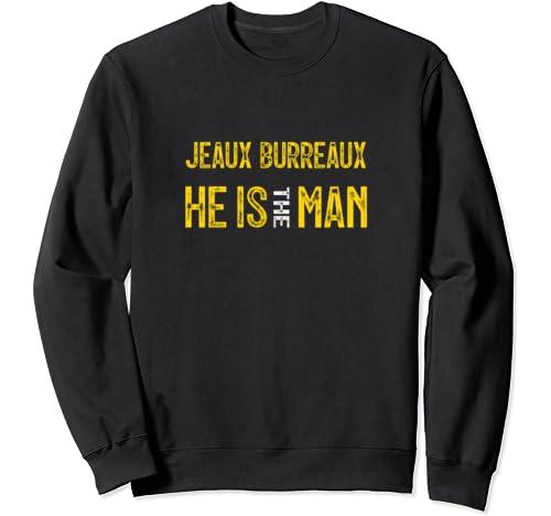 Joe Burreaux Tshirt Jeaux Burrow Tshirt Jeaux Burreaux Gift Sweatshirt