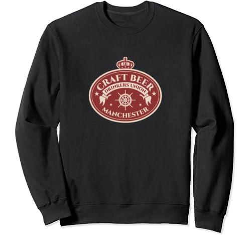 Craft Beer Drinkers Union Manchester   Brew Lover Sweatshirt