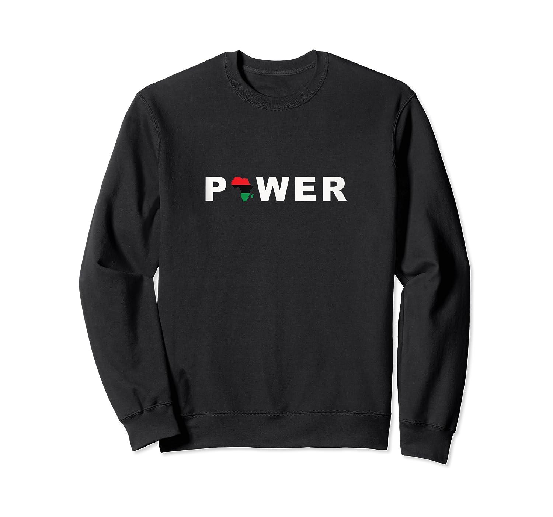Black History Power Gift American African Pride Melanin Soul Tank Top Shirts Crewneck Sweater