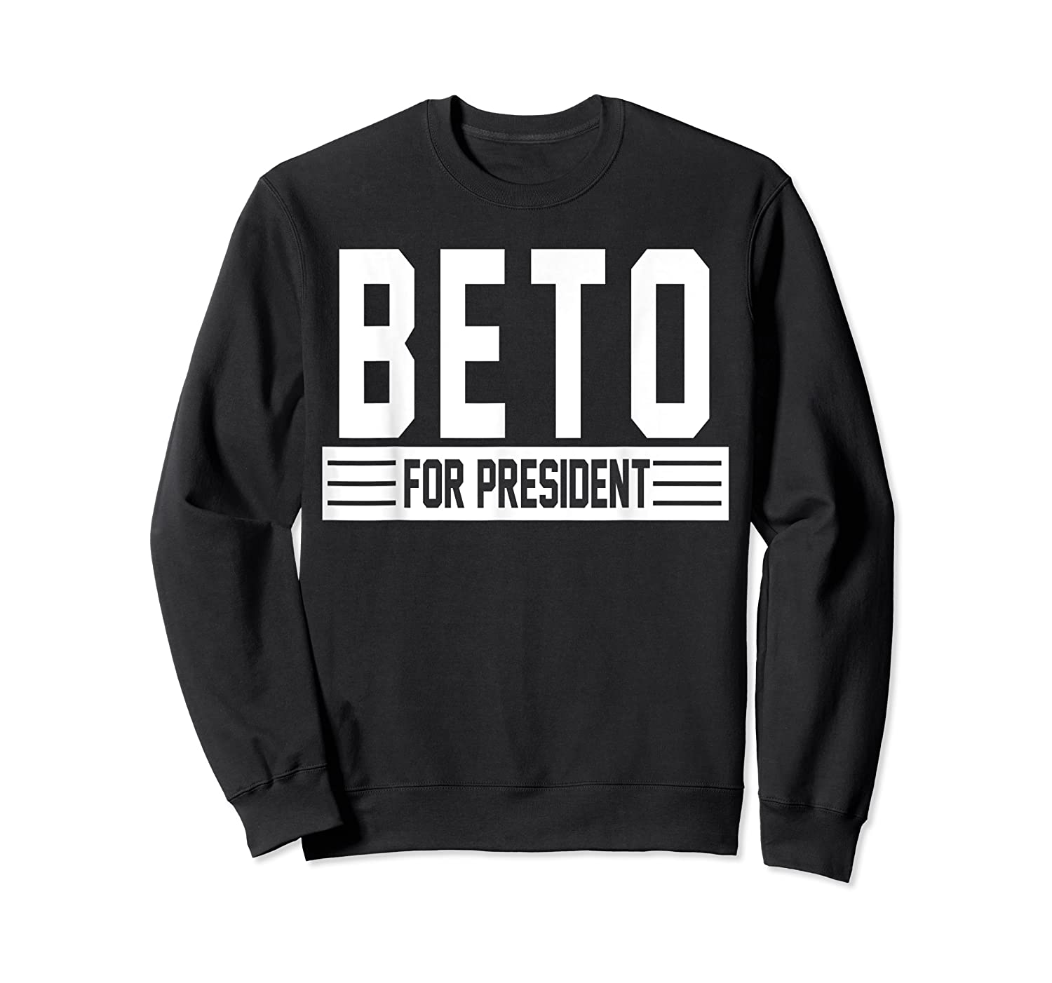 Vote Beto For President 2020 Usa Elections Tshirt Gift T Shirt Crewneck Sweater