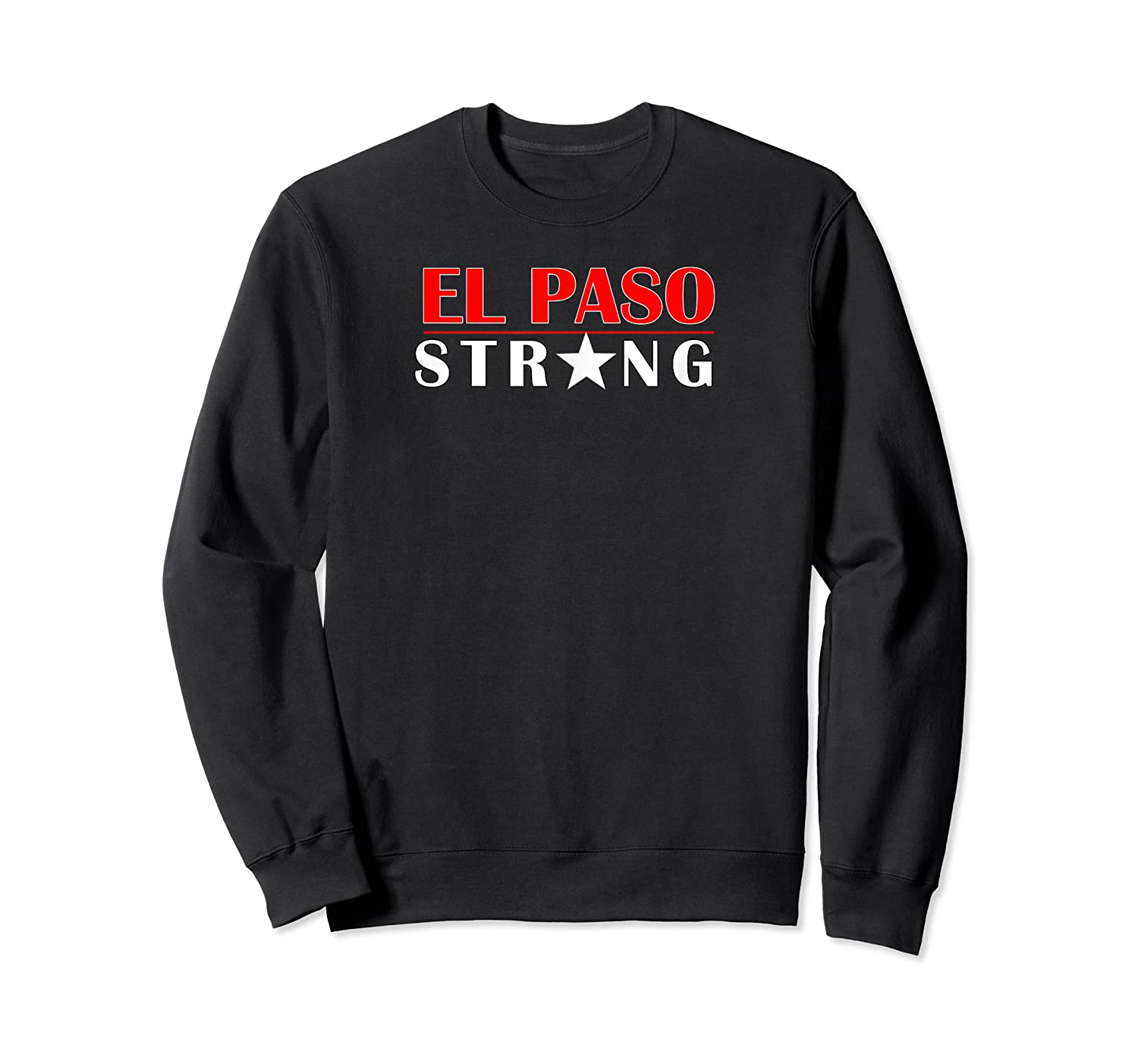 For Support And Shirts Crewneck Sweater