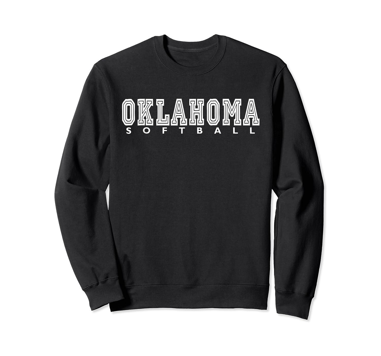 Oklahoma Softball Shirts Crewneck Sweater