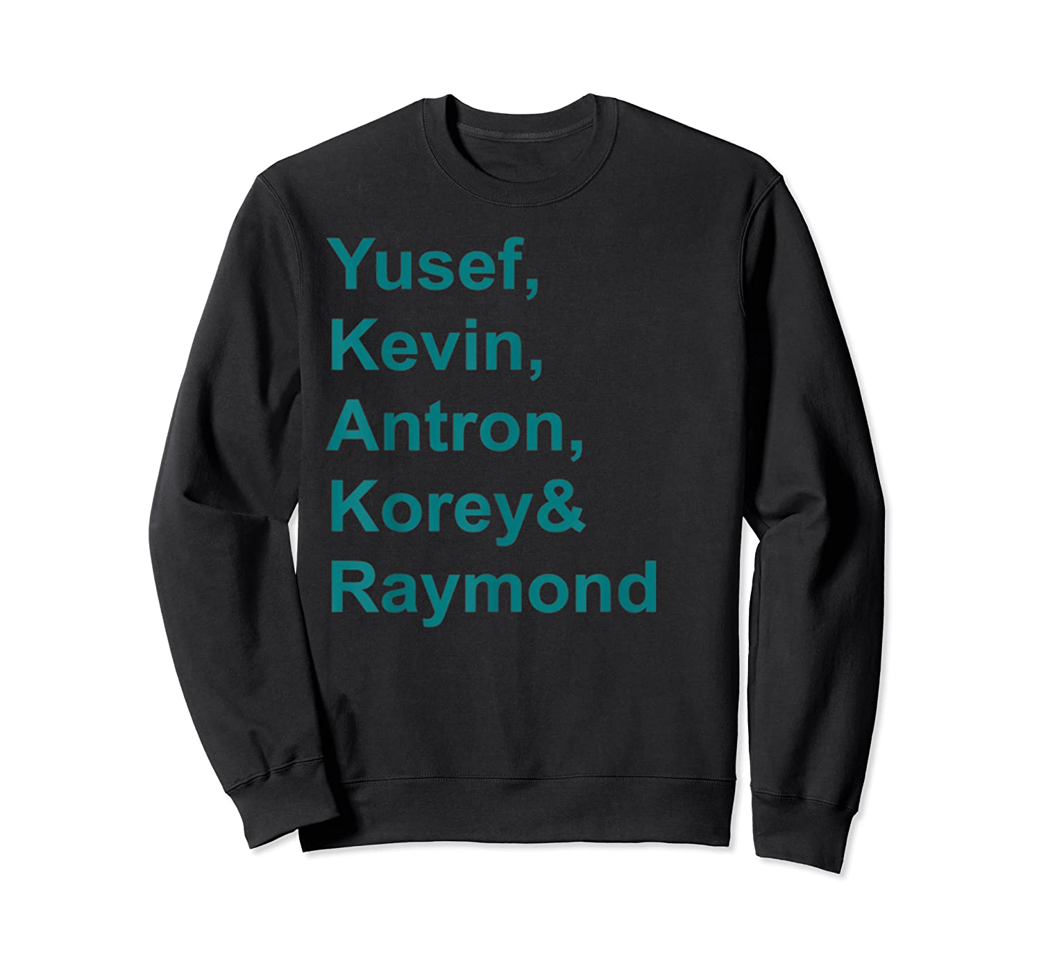 Central Park 5 T-shirt Central Park 5 Real Story Tshirt Crewneck Sweater