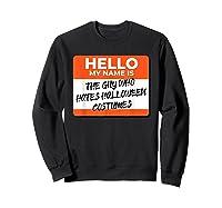 Halloween Inspired Design For Horror Lovers Shirts Sweatshirt Black