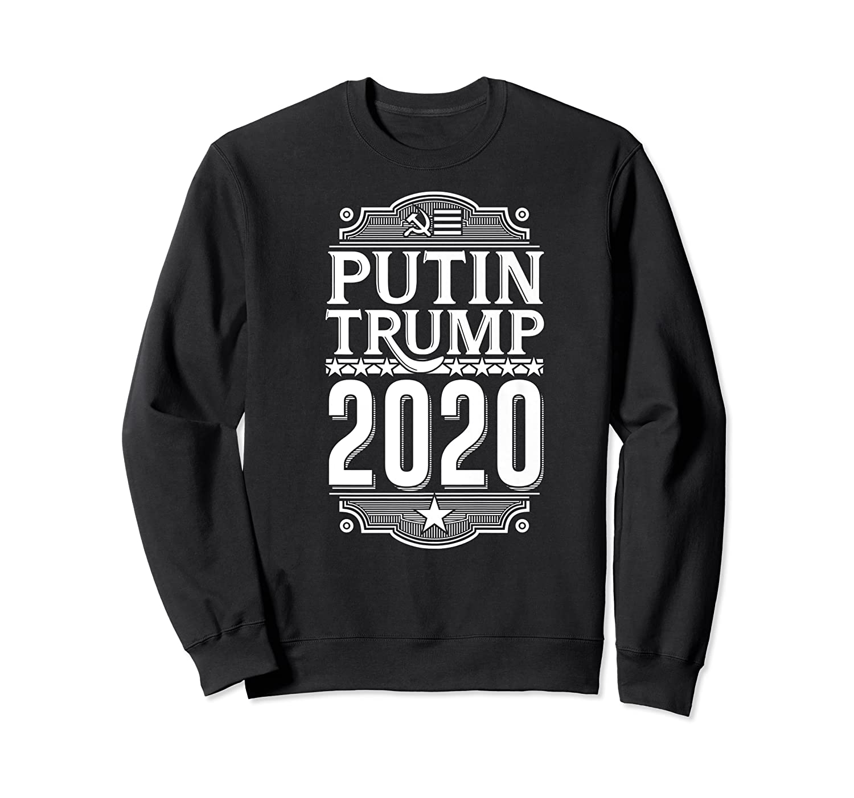 Resist Russian Putin Impeach President Putin Trump 2020 Premium T Shirt Crewneck Sweater