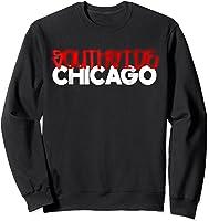 S S Chicago Shirts For | Southside Chi Shirt Sweatshirt Black