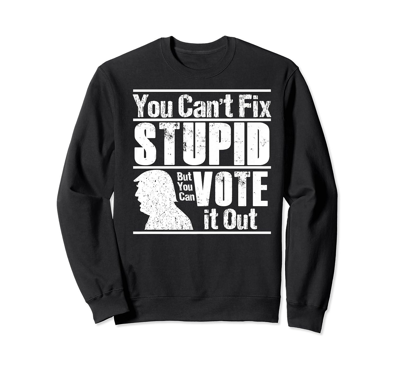 Sarcastic Impeach Resist President Vote Dems Anti Trump 2020 Premium T Shirt Crewneck Sweater