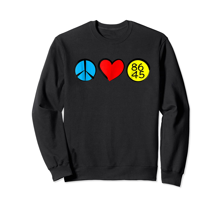 S 8645 Impeach Trump T Shirt Crewneck Sweater
