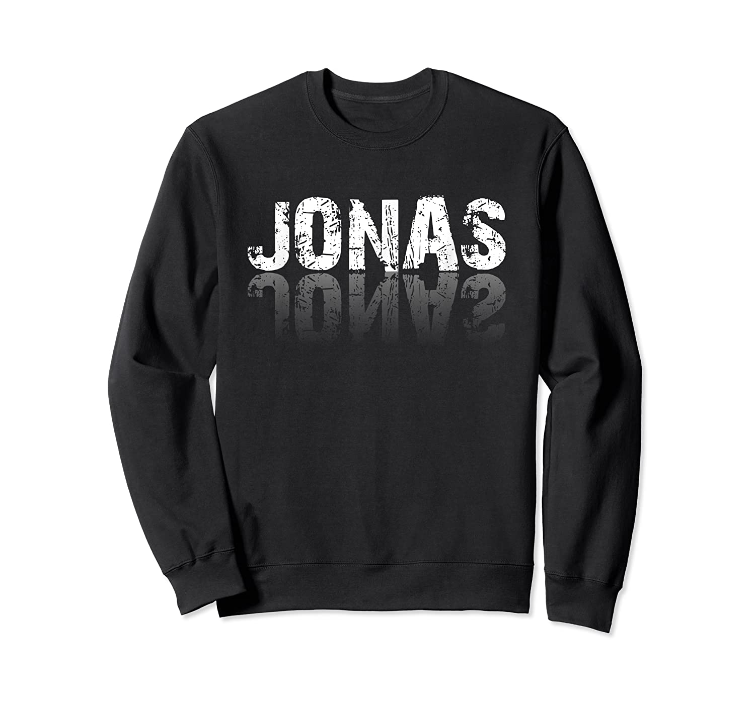 Jonas First Given Name Pride Funny Gift T Shirt Crewneck Sweater