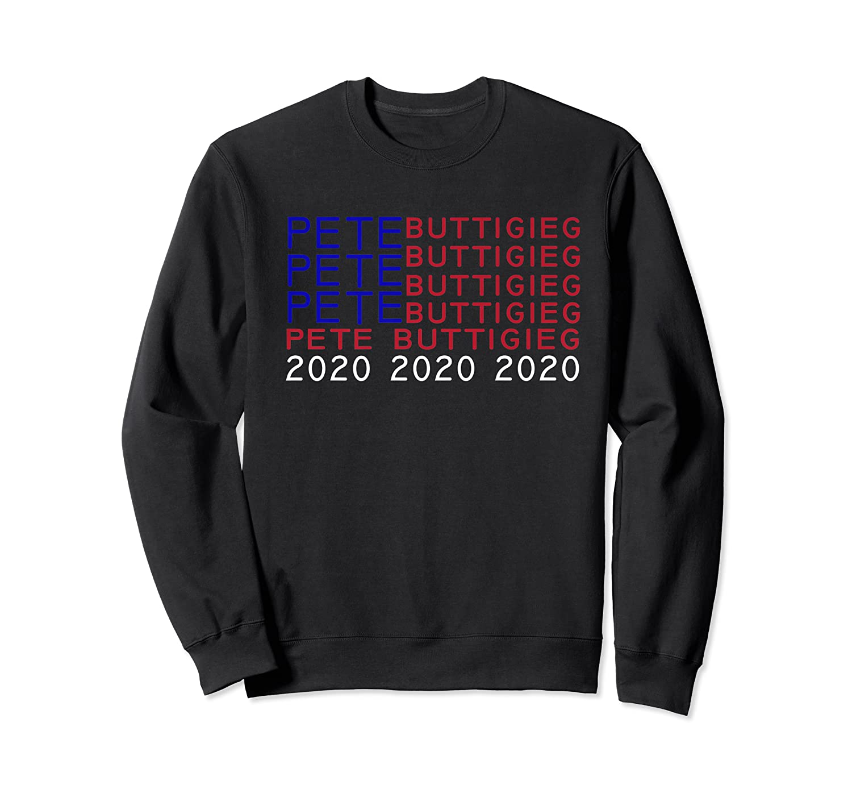 Pete Buttigieg President 2020 Campaign Shirt 2020 Election Premium T Shirt Crewneck Sweater