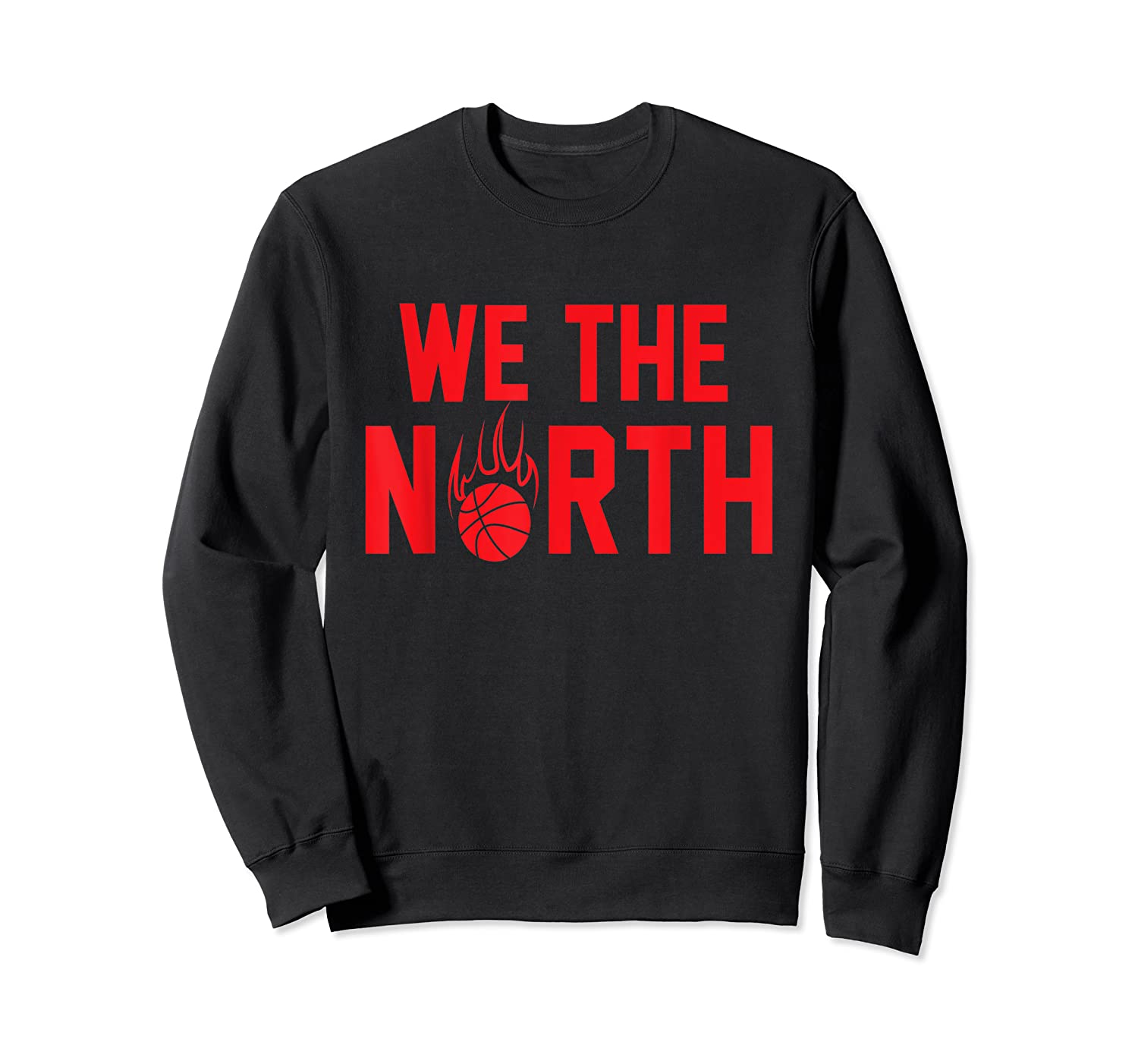 Toronto's We The Other North Basketball Gift Canada Shirts Crewneck Sweater