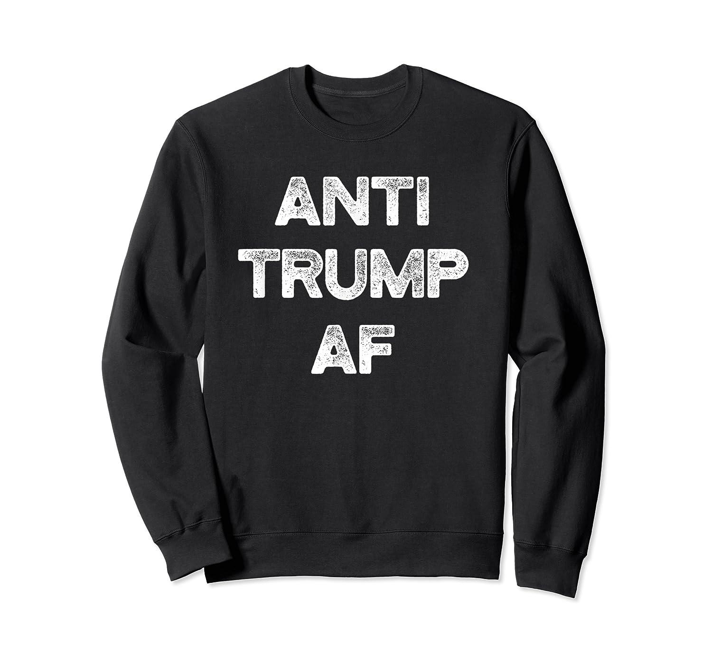 Anti Trump Af Funny Impeach Him 2020 T Shirt Crewneck Sweater
