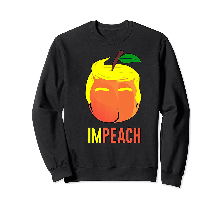 Anti Trump 2020 Vote Dems For Senate Impeach President Premium T Shirt Crewneck Sweater