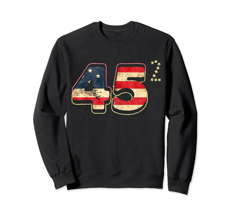 Donald Trump America Re Election T Shirt Gift Crewneck Sweater