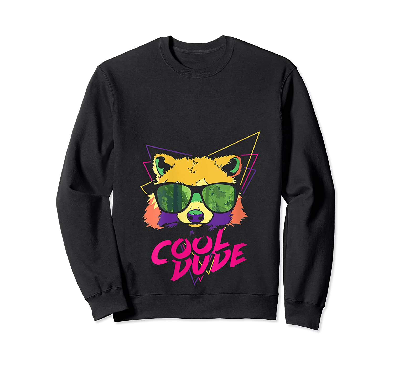 Cool Bear Fun Party Costume Cute Easy Animal Halloween Gift Shirts Crewneck Sweater
