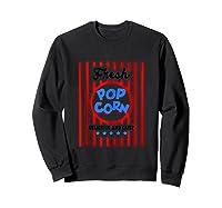 Fresh Popcorn T-shirt Popcorn Costume For Halloween Tank Top Sweatshirt Black